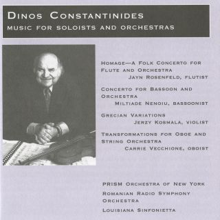 Music For Soloists And Orchestras