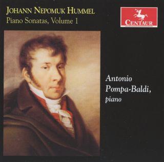 Piano Sonatas, Vol. 1