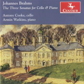 The Three Sonats For Cello & Piano