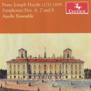 Symphonies Nos. 6, 7 And 8