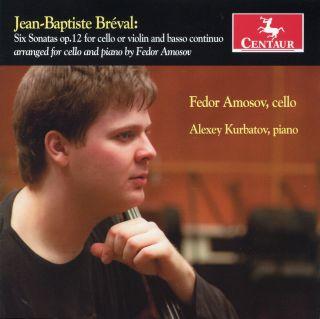 6 Sonatas Op.12 For Cello/violin & Basso Continuo