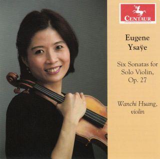 Six Sonatas For Solo Violin, Op. 27