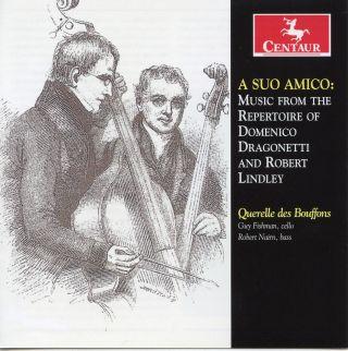 A Suo Amico: Music From The Repertoire Of Domenico