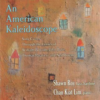 An American Kaleidoscope: Song Cycles Through The