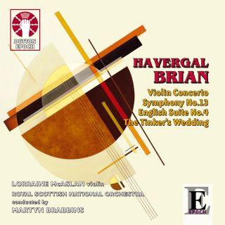 Symphony No.13/Violin Concerto/English Suite No.4