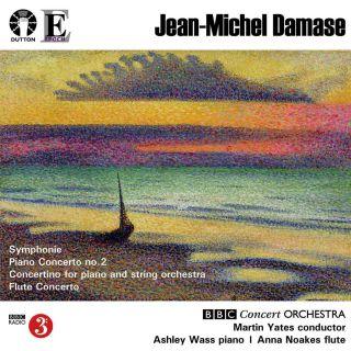 Symphonie, Piano & Flute Concertos