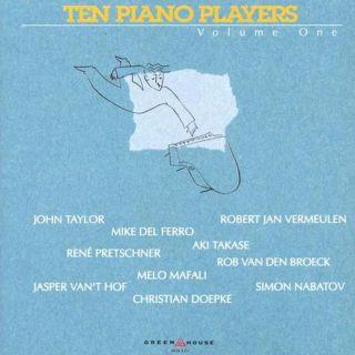 Ten Piano Players Vol 1&2   Katalog