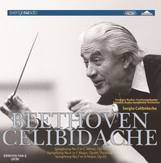 Beethoven: Symphony No. 5,6 and 7
