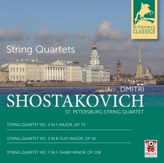 String Quartets nos. 3, 5, 7