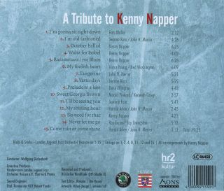 A Tribute to Kenny Napper