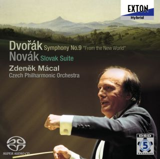Symphony No.9 / Slovak Suite