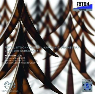 Sibelius Symphonies nos. 4 & 5