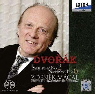 Symphonies No. 2 & No. 6 (Antonin Dvorák )