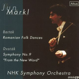 Romanian Folk Dances BB76/Symphony No. 9 op. 95
