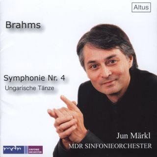 Symphony No.4/Hungarian Dances