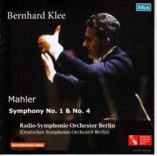 Symphony No.1 in D maj/No.4 in G maj
