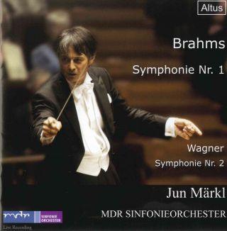 Symphony No.1 c minor op.68/Symphony No.2 in E major WWV35