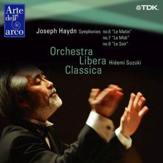 Symphonies 6, 7 & 8