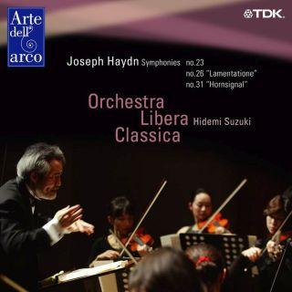 Symphonies 23, 26 & 31