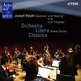 Symphonies 44, 46 & 53