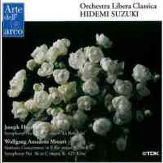 Symphony 63/Sinfonia Concertante/Symphony 36