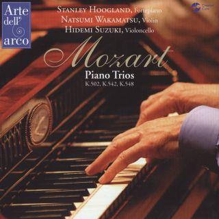Piano Trios KV502, 542 & 548