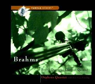 Brahms String Quartets | Clarinet Quintet