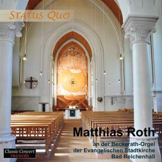 Beckerath Organ