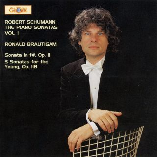 The Piano Sonatas Vol 1