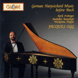 German Harpsichord Music before Bach