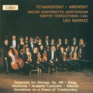 Tchaikovsky - Arensky