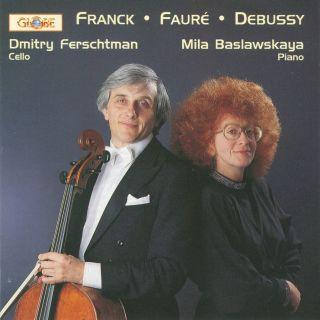 Frank Fauré Debussy