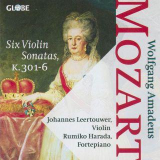 Six Violin Sonatas K. 301-306