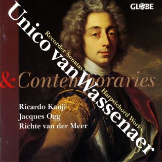 Dutch Recorder Sonatas and Harpsichord Works