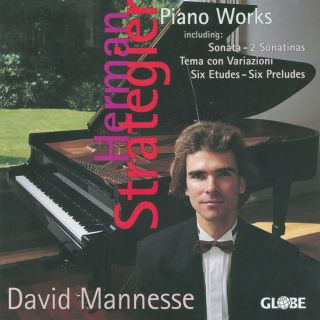Herman Strategier : Piano Works