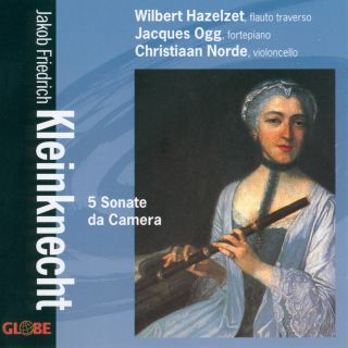 Kleinknecht : 5 Sonate da Camera