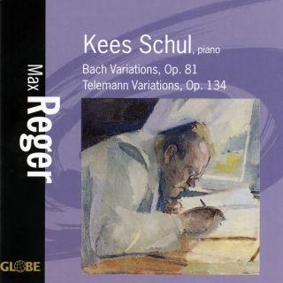 Bach Variations/Telemann Variations