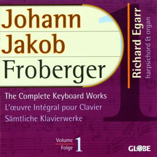 The Complete Keyboard Works Vol 1