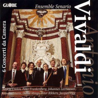 Vivaldi: 6 Concerti da Camera