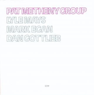 Pat Metheny Group (vinyl)