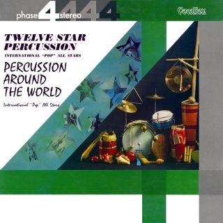 Twelve Star Percussion Around The W