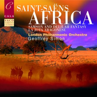 Africa; Samson and Delilah Fantasy La Jota Aragonese