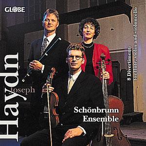 Haydn : Eight Divertimentos
