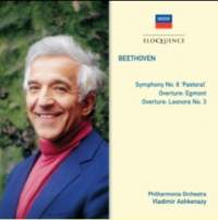 Symphony No.6, Overtures - Beethoven