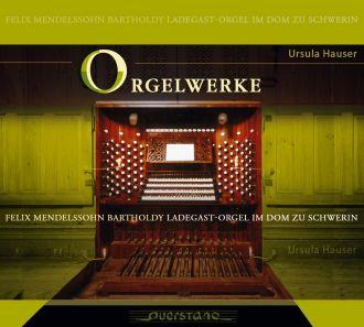 Orgelwerk/Ladegast-orgel im Dom Zu Schwerin