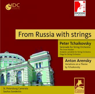 From Russia with strings