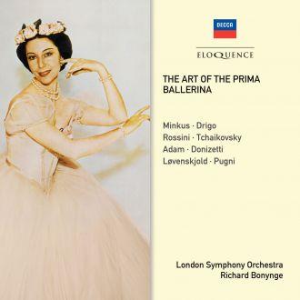 The Art of the Prima Ballerina (a.o. Rossini / Tchaikovsky)