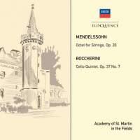 Medelssohn / Boccherini : Quintet - Octet