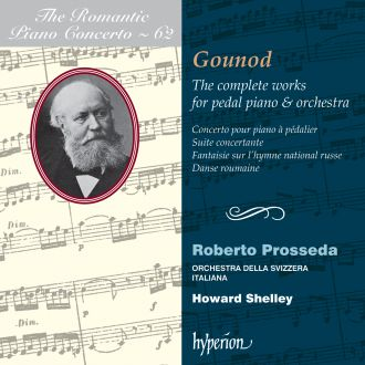 The Complete Works  for pedal piano & orchestra