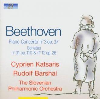Beethoven: Concerto for Piano - Sonata No. 31 & No. 12